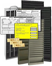 Metal Wall File wall file folder holders
